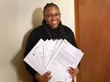 Nữ sinh 17 tuổi được hơn 20 trường đại học trao học bổng, giá trị lên đến triệu USD