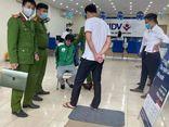 Nóng: Tóm gọn nghi phạm cướp ngân hàng BIDV tại Hà Nội