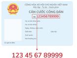 12 con số trên thẻ CCCD gắn chip có ý nghĩa ra sao?
