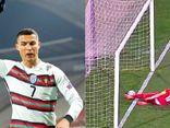 Ronaldo nổi điên vì bị trọng tài