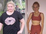 """Ngưỡng mộ cô gái nỗ lực giảm 63kg, lột xác thành """"nàng thơ"""" khiến hàng triệu người xao xuyến"""