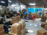 Triệt phá kho hàng giả, hàng nhái lớn nhất từ trước đến nay ở Ninh Bình