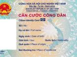 CMND 9 số còn hiệu lực có cần phải đổi CCCD gắn chip?