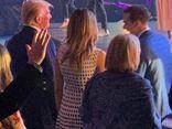 Vợ chồng ông Donald Trump cùng xuất hiện tại sự kiện sau