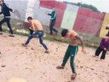 Vụ nhóm thanh niên bị ném phân trâu ở Bắc Giang: Chủ tịch UBND huyện nói gì?
