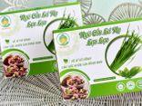 Y tế - Công ty TNHH Sản xuất thương mại và Dịch vụ Secret Life ra mắt sản phẩm ngũ cốc lá hẹ lạc lạc – Nguồn dinh dưỡng từ thiên nhiên