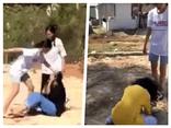 Vụ clip nhóm nữ sinh đánh nhau ở nghĩa trang: Sở GD&ĐT Lâm Đồng nói gì?