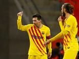 Messi lập cú đúp, Barcelona giành chức vô địch Cúp Nhà vua Tây Ban Nha
