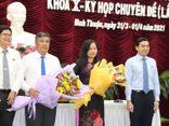 Phê chuẩn Phó Chủ tịch UBND tỉnh Bình Thuận