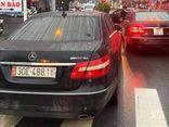 Vụ 2 xe sang Mercedes trùng biển số