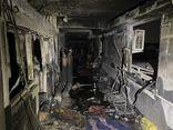 Cháy bệnh viện điều trị COVID-19 tại Iraq: Con số thiệt mạng tăng lên 82 người