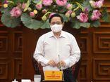 Thủ tướng chủ trì họp khẩn về phòng dịch COVID-19 sau khi phát hiện nhiều ca lây nhiễm trong cộng đồng