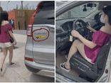 Cô gái khoe tự mua được Mercedez ở tuổi 18, dân mạng lập tức chỉ trích