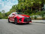 Bảng giá xe ô tô Toyota mới nhất tháng 5/2021: Toyota Vios nhận nhiều ưu đãi hấp dẫn
