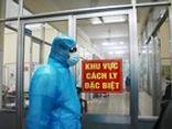Trưởng khoa Nội tiết bệnh viện 105 ở Sơn Tây dương tính với SARS-CoV-2