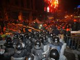 Biểu tình ở Ukraine biến thành bạo lực