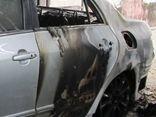 Xe ô tô 1 tỷ bốc cháy trong nhà, cả gia đình thoát chết