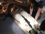 Vụ CSGT bị tông gãy chân: Nhóm