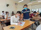 Kỳ thi tốt nghiệp THPT 2021: 18 học sinh lớp 12 là F0, 394 trường hợp F1