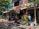 Vụ cháy nhà 4 người chết ở Quảng Ngãi: Yêu cầu báo cáo diễn biến cứu hỏa