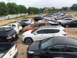 Công an triệt phá ổ nhóm tiêu thụ gần 100 ô tô