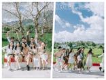 Học sinh An Giang chụp ảnh kỷ yếu theo concept Thanh Xuân khiến cộng đồng mạng