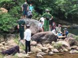 Tắm thác Hốc Dộc, 2 nữ sinh ở Hà Tĩnh chết đuối thương tâm