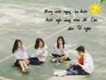 Ảnh kỷ yếu của nhóm học sinh Hà Nội khiến dân mạng