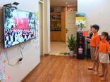 Chuyện học đường - Khai giảng năm học mới đặc biệt: Học sinh háo hức gặp nhau qua màn hình trực tuyến