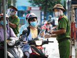 Công an TP.HCM đề xuất cấp giấy đi đường theo 2 khung giờ
