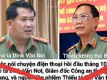 Vụ file ghi âm cắt ghép của Đại tá Đinh Văn Nơi: Công an tỉnh An Giang khởi tố vụ án