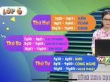 TP.HCM: Học sinh khối lớp nào học trên truyền hình từ 11/10?