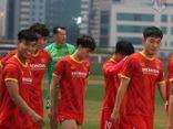 Tuấn Anh và Văn Toàn trở lại luyện tập cùng đội tuyển Việt Nam