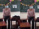 Giáo viên gửi gắm bài học đặc biệt trong tiết học cuối cùng, học trò nào cũng rưng rưng nước mắt