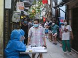 Hà Nội: Thêm 7 ca mắc COVID-19 ở Thanh Xuân và Hoàng Mai