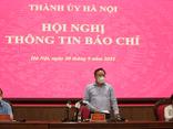Từ 6h ngày 21/9, Hà Nội dừng kiểm soát giấy đi đường