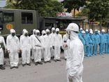 Nhân viên vệ sinh tại bệnh viện Thanh Nhàndương tính với virus SARS-CoV-2