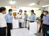 Phó Thủ tướng Thường trực kiểm tra công tác chống dịch COVID-19 tại TPHCM