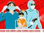Để gia đình là điểm tựa vững chắc trong phòng chống đại dịch COVID-19