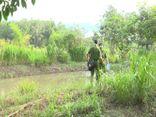 Vụ thi thể nam giới dưới ao nước ở Bình Phước: Nạn nhân nằm trong tư thế lạ