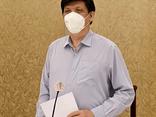 Bộ trưởng bộ Y tế: Rất khó có thể đưa số ca nhiễm COVID-19 về 0