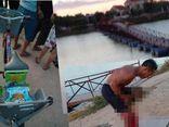 Vụ phát hiện thi thể cháu bé 2 tuổi trên sông Kiến Giang: Người mẹ đang mất tích