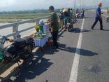 An ninh - Hình sự - Vụ nam thanh niên 26 tuổi nhảy cầu Giao Thủy ở Quảng Nam tự tử: Hiện trường có gì?