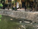 Vụ thi thể người đàn ông nổi trên mặt hồ ở Hà Nội: Xác định danh tính nạn nhân