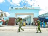 Sau hơn 1 tháng cách ly chống dịch Covid-19, bệnh viện K cơ sở Tân Triều được gỡ phong tỏa