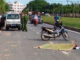 Vụ thi thể cụ bà cạnh xe đạp trên đường: Công an trích xuất các camera điều tra