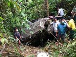 Tin tức tai nạn giao thông ngày 20/7: Ô tô lao xuống vực, giám đốc và phó giám đốc tử vong