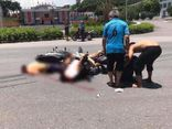 Tin tức tai nạn giao thông ngày 30/7: Xe máy đấu đầu kinh hoàng trên quốc lộ, 1 người chết