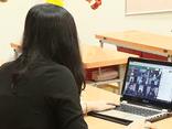 Trường đầu tiên ở Hà Nội tổ chức thi học kỳ trực tuyến