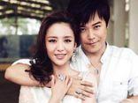 Đồng Lệ Á ly hôn đúng ngày